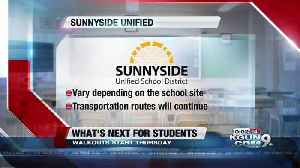 News video: How Southern Arizona school districts are planning for the walkout