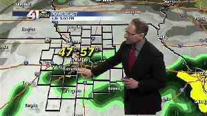 News video: Jeff Penner Saturday Afternoon Forecast Update 4 21 18