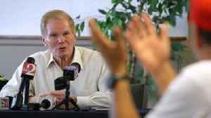 News video: Raw video: Sen. Nelson blasts FEMA over Puerto Rican housing assistance response
