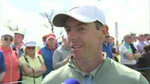 News video: McIlroy moving on from Masters