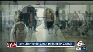 News video: Convict who murdered Indianapolis man to appear in movie