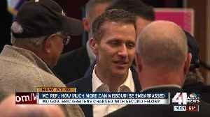 News video: Prosecutor files more charges against Greitens