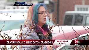 News video: Driver of car struck in crash dies hours after refusing treatment