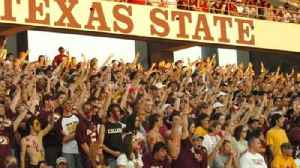 News video: College Football Rankings: No. 128 Texas State