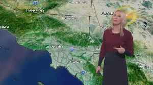 News video: Evelyn Taft's Weather Forecast (April 20)