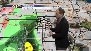 News video: Jeff Penner Saturday Morning Forecast Update 2 4 21 18