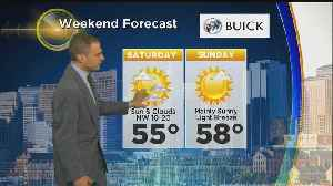 News video: WBZ Midday Forecast For April 21