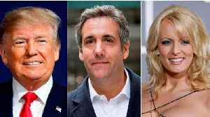 News video: Judge Sees 'Gaping Holes' In Trump Lawyer Bid to Delay Stormy Daniels Lawsuit