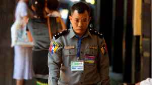 News video: Family Of Myanmar Police Chief Evicted From Police Housing
