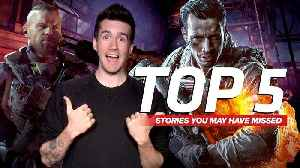 News video: Two Huge Shooters To Challenge Fortnite - IGN Daily Fix