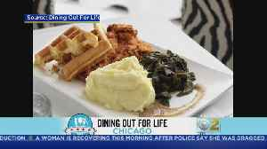 News video: Dining Out For Live Chicago
