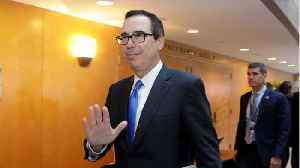 News video: U.S. Treasury Secretary May Visit China