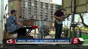 News video: Earth Day Festival Includes Music, Cleanup