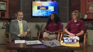 News video: Sunrise Guests 4/20/18 - Child Abuse Awareness Month