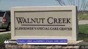 News video: Ribbon Cutting Ceremony Held for New Alzheimer's Care Facility