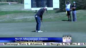 News video: Lee grabs 36-hold lead at North Mississippi Classic