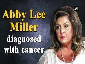 News video: Abby Lee Miller diagnosed with cancer