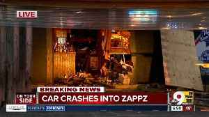 News video: Crash at Zappz Sports Bar in Loveland leaves at least 2 injured
