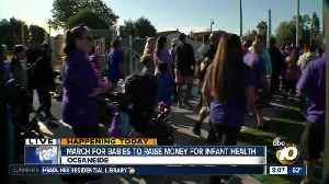 News video: 10News walks in Oceanside March for Babies 2018