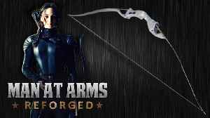 News video: Katniss' Bow (The Hunger Games: Mockingjay) - MAN AT ARMS: REFORGED