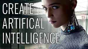 News video: Create Artificial Intelligence - EPIC HOW TO