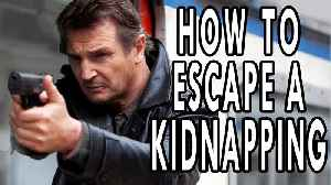 News video: How To Escape A Kidnapping: Epic How To