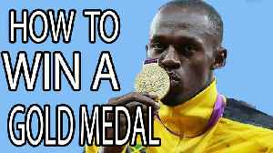 News video: How To Win A Gold Medal: Epic How To
