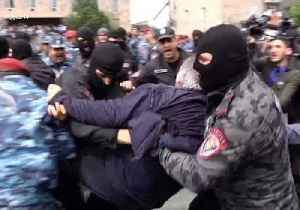 News video: Politicians Arrested Over Anti-Government Protests in Armenia