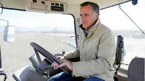 News video: Romney Can't Win Utah GOP Nom Without Primary