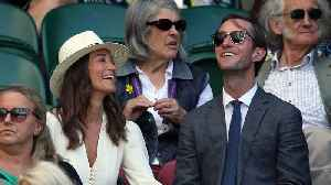 News video: Pippa Middleton Is Reportedly Pregnant with Her First Child — at the Same Time as Sister Kate!