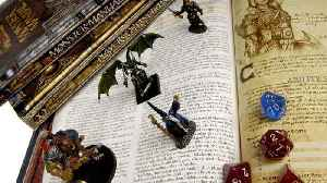News video: Playing 'Dungeons and Dragons' May be Good for Your Health