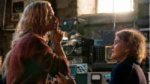 News video: A Quiet Place Shouts Down Box Office Foes