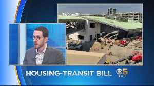 News video: At Issue: Housing Near Transit Hubs