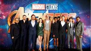 News video: The Odds On Which Characters Will Die in 'Avengers: Infinity War'