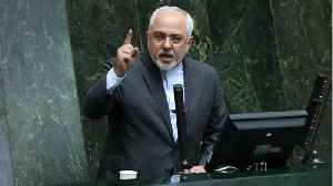 News video: Iran's Foreign Minister May Resume Nuke Program If U.S. Scuttles Deal