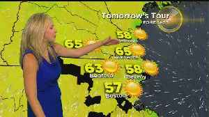 News video: WBZ Afternoon Forecast For April 22