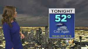 News video: Anne Elise Parks' Weather Update
