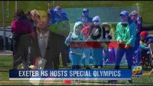 News video: Exeter Hosts Special Olympics