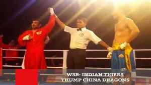News video: WSB : Indian Tigers Thump China Dragons