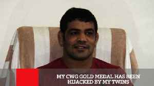 News video: My CWG Gold Medal Has Been Hijacked By My Twins