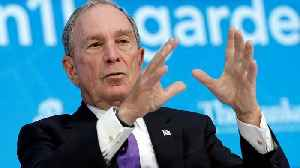 News video: Bloomberg picks up US climate bill