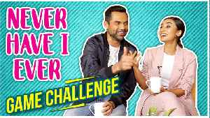 News video: Abhay Deol & Patralekha Play Never Have I Ever | Talk About Ghosts & Future Projects | Nanu Ki Jaanu