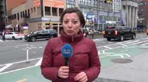 News video: The French community in New York welcomes the state visit of Emmanuel Macron