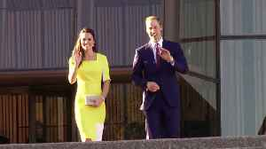 News video: Duchess of Cambridge admitted to hospital during early stages of labour
