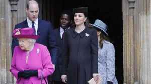 News video: Prince William and Duchess Kate Welcome Third Child