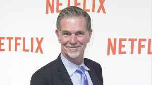 Netflix CEO Reed Hastings Made Over $24 Million In 2018