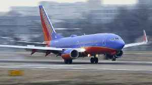 News video: Southwest Cancels Dozens Of Flights