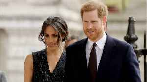 News video: Prince Harry And Meghan Markle Attend Memorial To Honor Murdered Black Teen