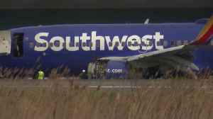 News video: Maker of failed Southwest engine recommends additional inspections
