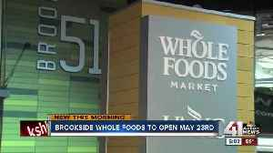News video: Whole Foods Market Kansas City to open May 23